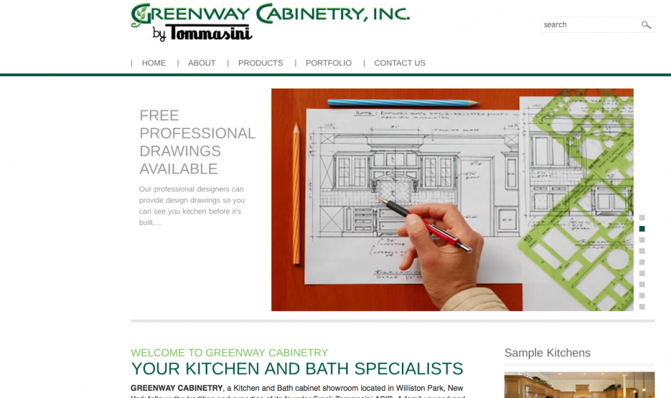 greenwaycabinetry.com 2012-10-2 11:20:52